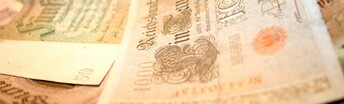 Banknotes webshop category