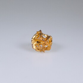 Lapponia Kioto, Lapponia koristeellinen kultasormus, Björn Weckströn design